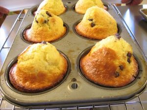 Toaster muffins 2