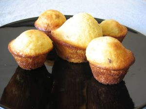 Toaster Oven Muffins